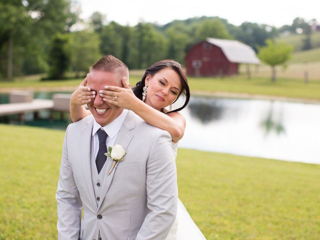 Amber and Jamie's Wedding in Princeton, West Virginia 5
