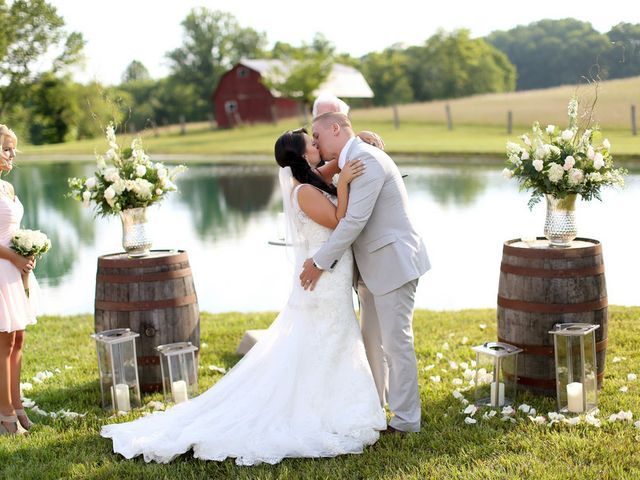 Amber and Jamie's Wedding in Princeton, West Virginia 12