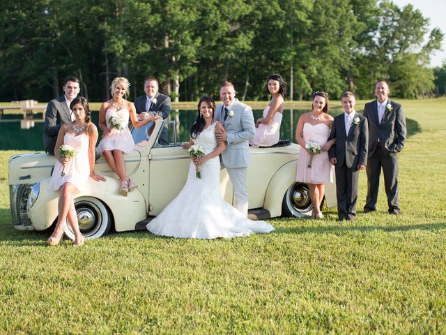 Amber and Jamie's Wedding in Princeton, West Virginia 14