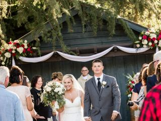 The wedding of Curtis and Kahla 3
