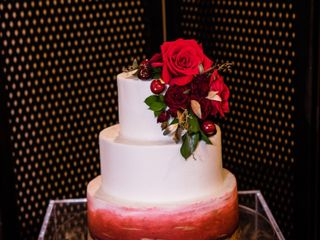 The wedding of Curtis and Kahla 2