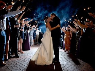 The wedding of Nikki and Dan 1