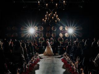 The wedding of Nam and Barbara 1