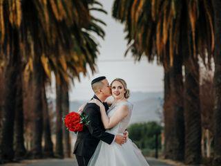 The wedding of Nam and Barbara 2