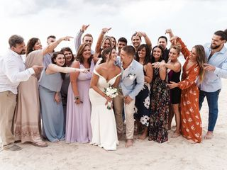 The wedding of Caitlyn and Trevor 2