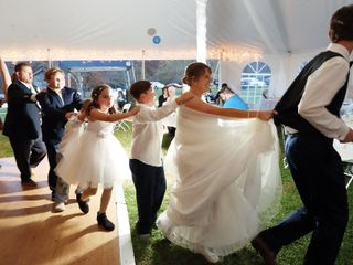 The wedding of Abby and Malachi 3