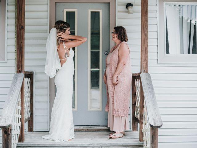Troy and Hayley's Wedding in Conroe, Texas 1