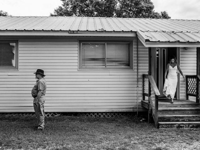 Troy and Hayley's Wedding in Conroe, Texas 2