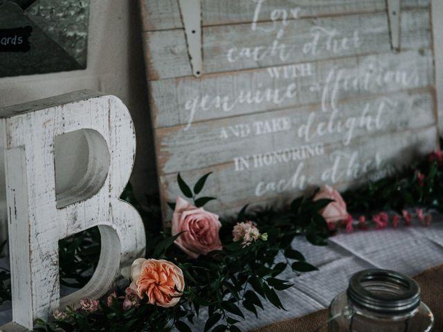 Troy and Hayley's Wedding in Conroe, Texas 4