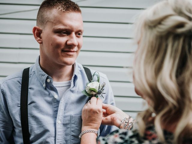 Troy and Hayley's Wedding in Conroe, Texas 7