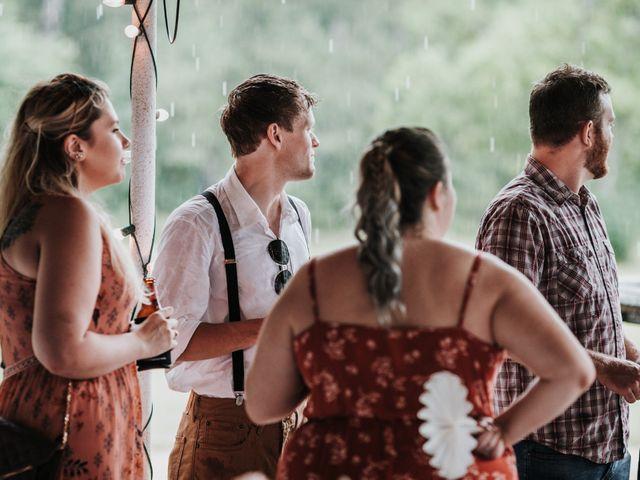 Troy and Hayley's Wedding in Conroe, Texas 8