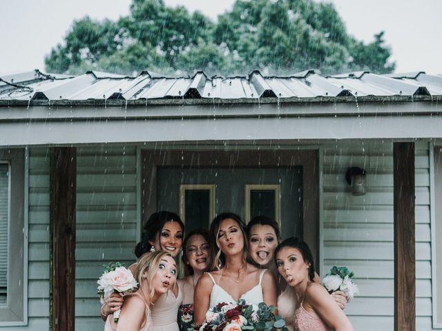 Troy and Hayley's Wedding in Conroe, Texas 10