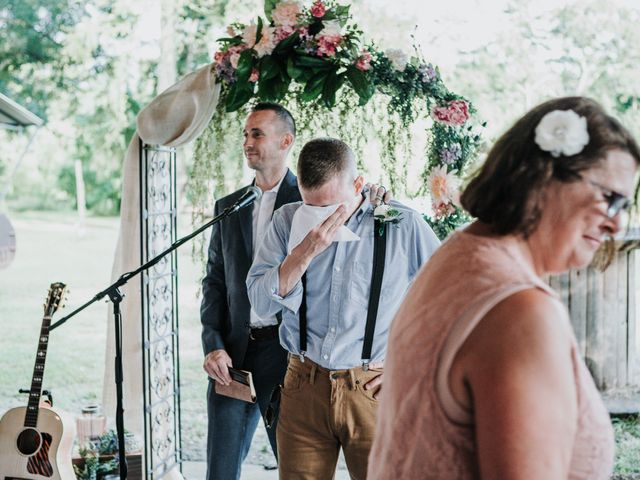 Troy and Hayley's Wedding in Conroe, Texas 11