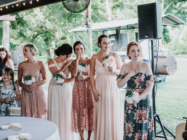 Troy and Hayley's Wedding in Conroe, Texas 12