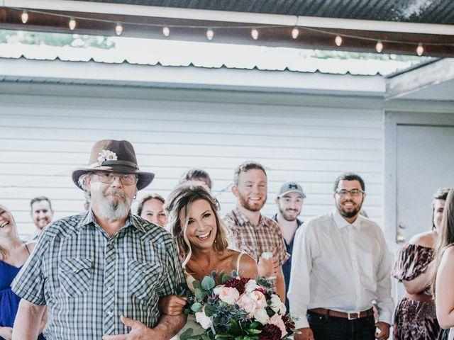 Troy and Hayley's Wedding in Conroe, Texas 14