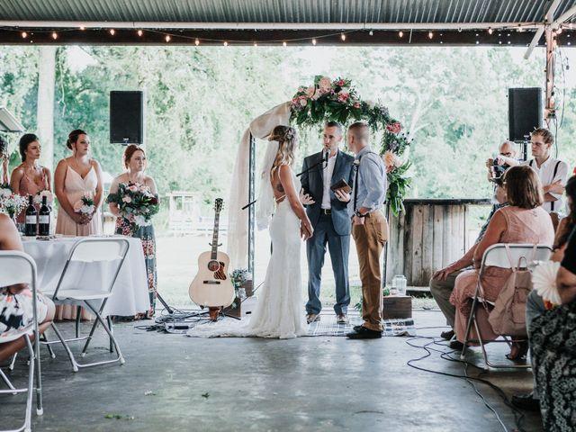 Troy and Hayley's Wedding in Conroe, Texas 15