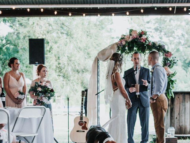 Troy and Hayley's Wedding in Conroe, Texas 16