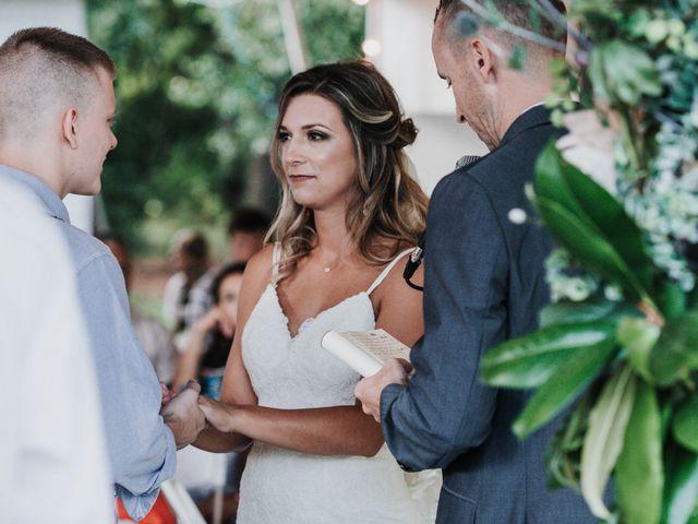 Troy and Hayley's Wedding in Conroe, Texas 19
