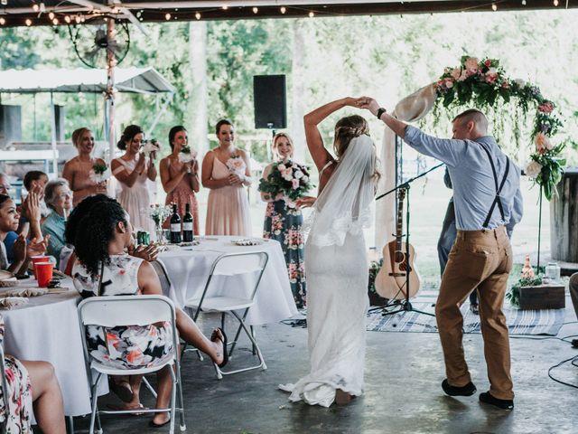 Troy and Hayley's Wedding in Conroe, Texas 20