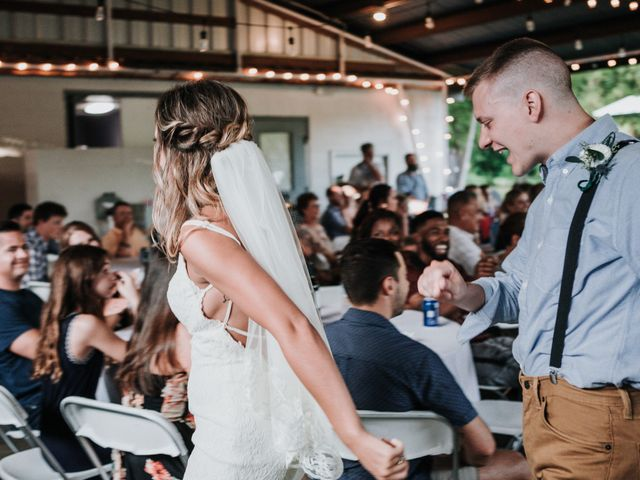 Troy and Hayley's Wedding in Conroe, Texas 21