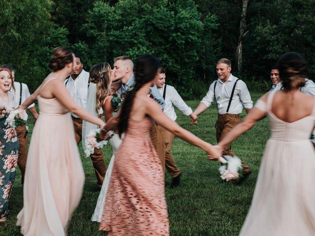 Troy and Hayley's Wedding in Conroe, Texas 23