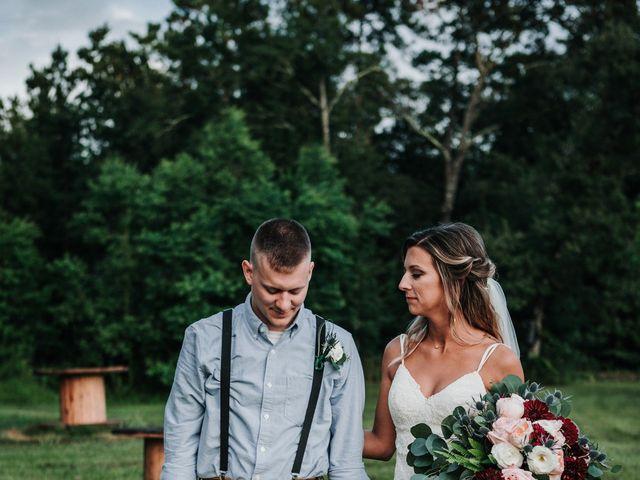Troy and Hayley's Wedding in Conroe, Texas 25