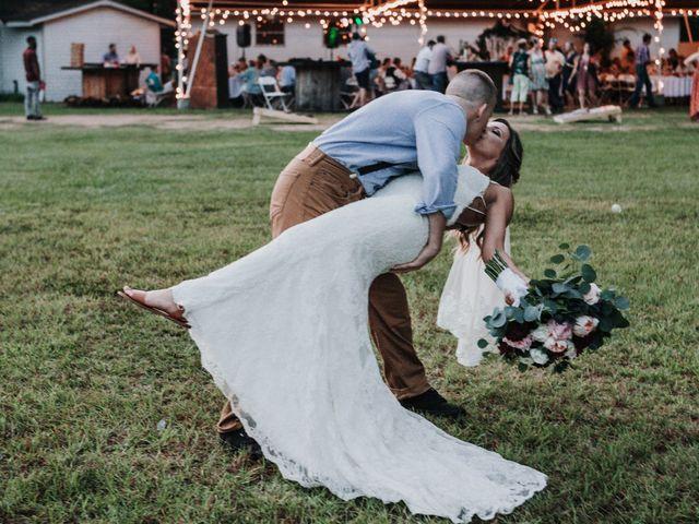 Troy and Hayley's Wedding in Conroe, Texas 27