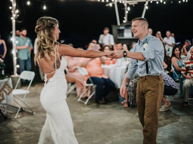 Troy and Hayley's Wedding in Conroe, Texas 28