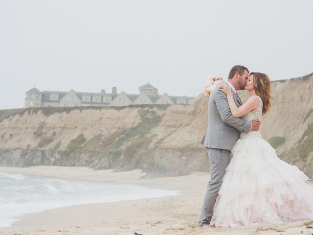 The wedding of Matt and Amy