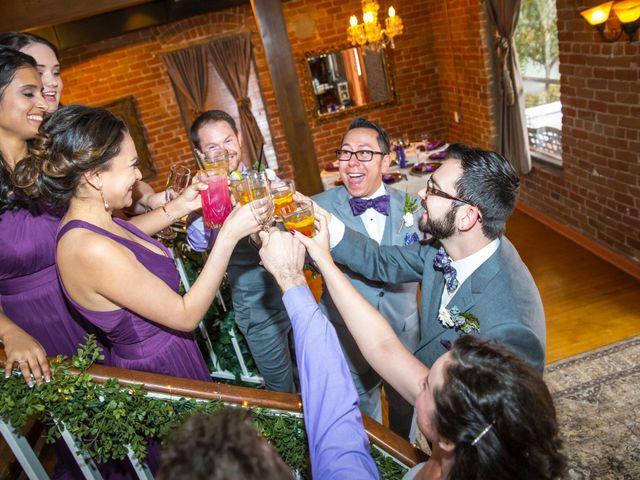 Marcus and Patrick's Wedding in Tucson, Arizona 3
