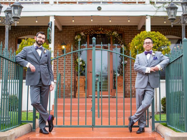 Marcus and Patrick's Wedding in Tucson, Arizona 6