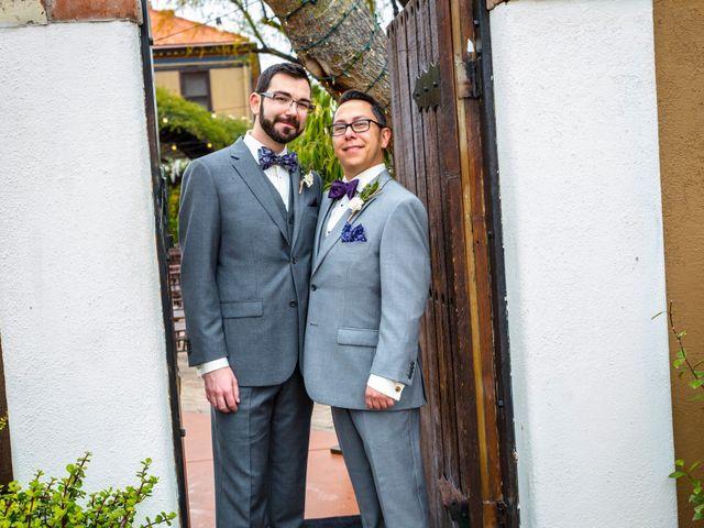 Marcus and Patrick's Wedding in Tucson, Arizona 7