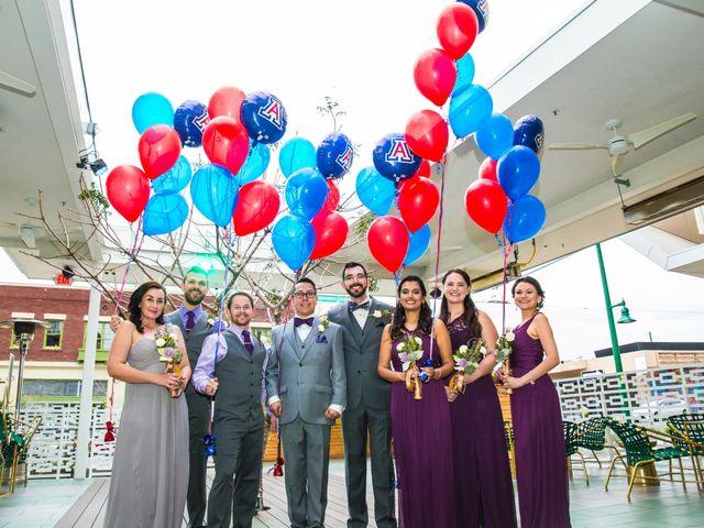 Marcus and Patrick's Wedding in Tucson, Arizona 10