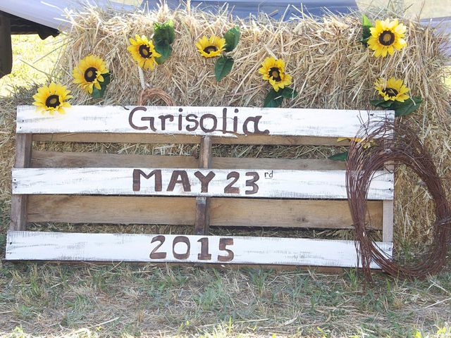 Grisolia and Mr. & Mrs's Wedding in Witter Springs, California 1