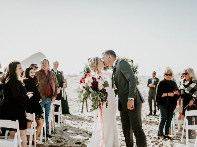 Patrick and Samantha's Wedding in Pacific City, Oregon 1