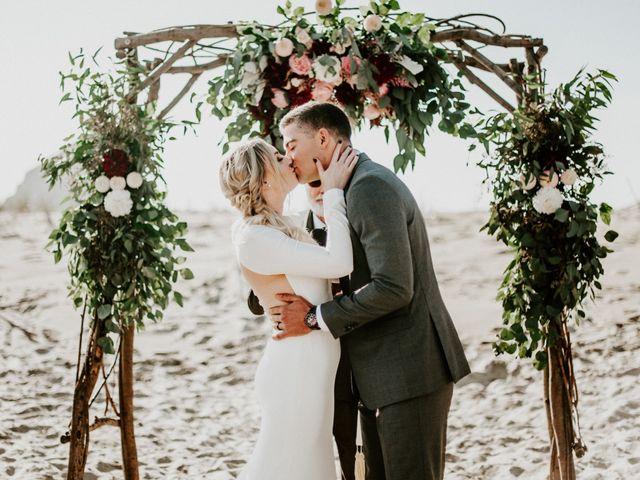 The wedding of Samantha and Patrick