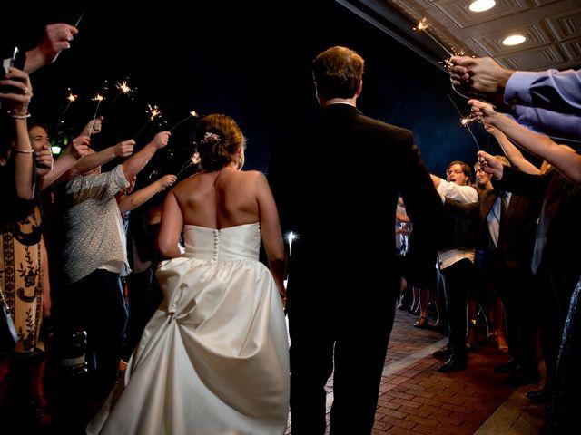 Dan and Nikki's Wedding in Greenville, South Carolina 5