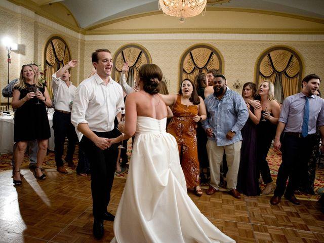 Dan and Nikki's Wedding in Greenville, South Carolina 7