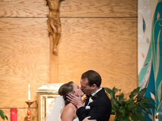 Dan and Nikki's Wedding in Greenville, South Carolina 14