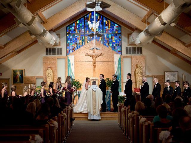 Dan and Nikki's Wedding in Greenville, South Carolina 15