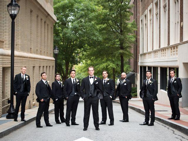 Dan and Nikki's Wedding in Greenville, South Carolina 30