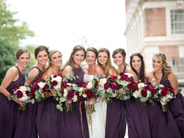Dan and Nikki's Wedding in Greenville, South Carolina 32
