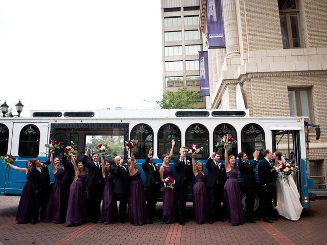 Dan and Nikki's Wedding in Greenville, South Carolina 34