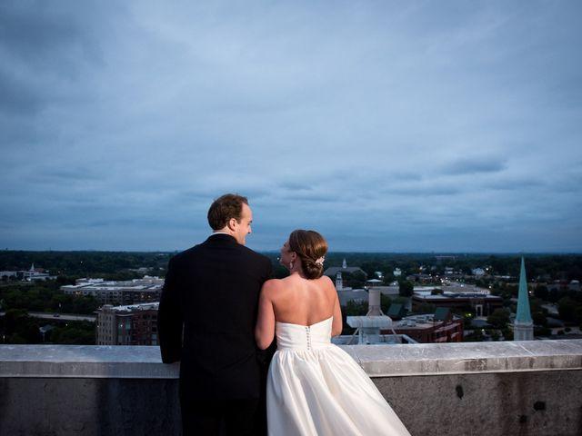 Dan and Nikki's Wedding in Greenville, South Carolina 38