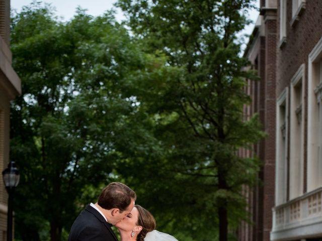 Dan and Nikki's Wedding in Greenville, South Carolina 42