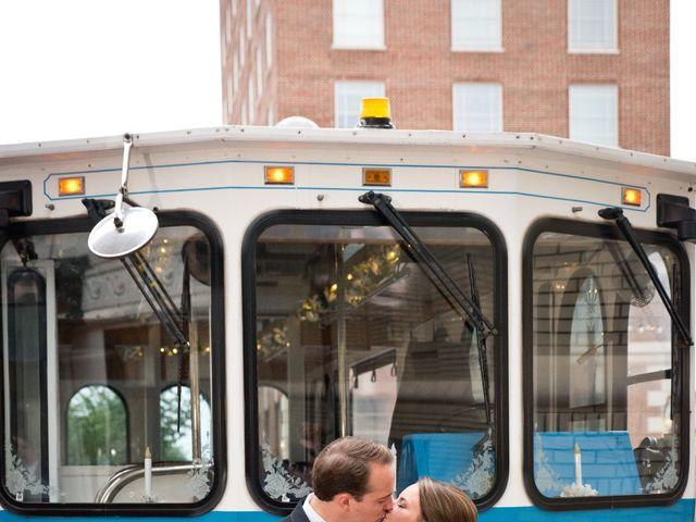 Dan and Nikki's Wedding in Greenville, South Carolina 45