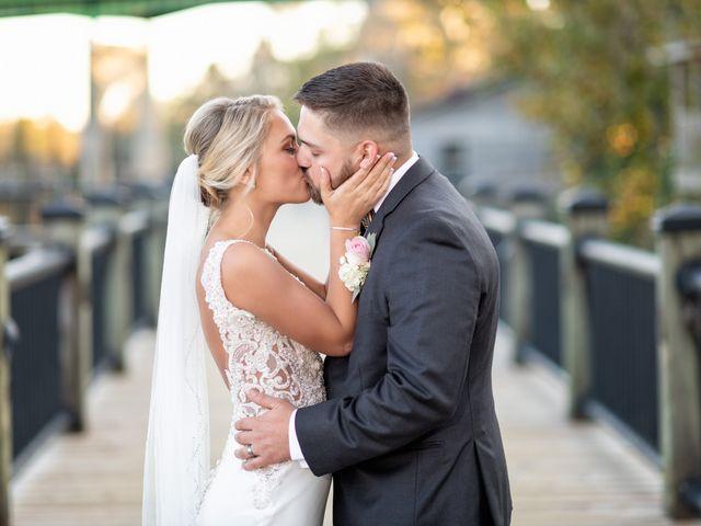 The wedding of Ashton and Tyler