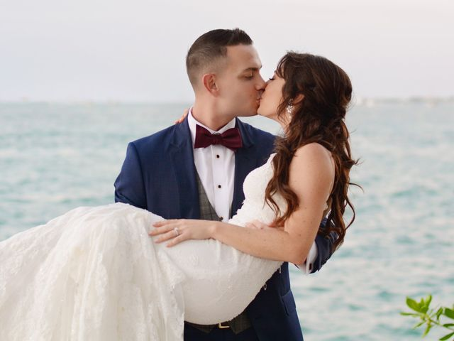 Tom and Lindsey's Wedding in Key West, Florida 29