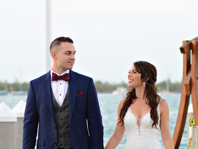 Tom and Lindsey's Wedding in Key West, Florida 30