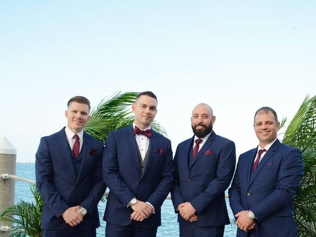 Tom and Lindsey's Wedding in Key West, Florida 13
